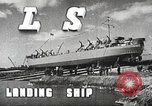 Image of Landing Ship Tanks United States USA, 1944, second 7 stock footage video 65675063874