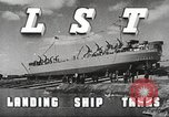 Image of Landing Ship Tanks United States USA, 1944, second 9 stock footage video 65675063874