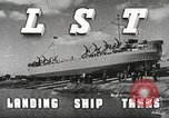 Image of Landing Ship Tanks United States USA, 1944, second 10 stock footage video 65675063874