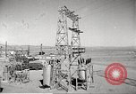 Image of Operation Cue electrical transmission tower in blast Nevada United States USA, 1955, second 3 stock footage video 65675063897
