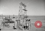 Image of Operation Cue electrical transmission tower in blast Nevada United States USA, 1955, second 5 stock footage video 65675063897