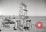 Image of Operation Cue electrical transmission tower in blast Nevada United States USA, 1955, second 7 stock footage video 65675063897
