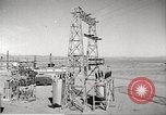 Image of Operation Cue electrical transmission tower in blast Nevada United States USA, 1955, second 9 stock footage video 65675063897