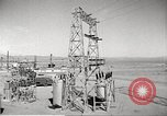 Image of Operation Cue electrical transmission tower in blast Nevada United States USA, 1955, second 10 stock footage video 65675063897