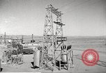 Image of Operation Cue electrical transmission tower in blast Nevada United States USA, 1955, second 11 stock footage video 65675063897