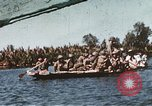 Image of Allied invasion troops Philippines, 1945, second 1 stock footage video 65675063909