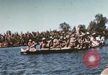 Image of Allied invasion troops Philippines, 1945, second 2 stock footage video 65675063909