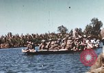 Image of Allied invasion troops Philippines, 1945, second 4 stock footage video 65675063909