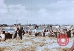 Image of Allied invasion troops Philippines, 1945, second 8 stock footage video 65675063910