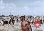 Image of Allied invasion troops Philippines, 1945, second 9 stock footage video 65675063910