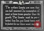 Image of lumber industry United States USA, 1922, second 3 stock footage video 65675063927