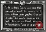 Image of lumber industry United States USA, 1922, second 6 stock footage video 65675063927