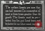 Image of lumber industry United States USA, 1922, second 10 stock footage video 65675063927