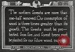 Image of lumber industry United States USA, 1922, second 11 stock footage video 65675063927