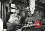 Image of workers in butchery United States USA, 1919, second 7 stock footage video 65675063928