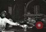Image of workers in butchery United States USA, 1919, second 9 stock footage video 65675063930
