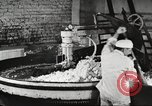 Image of workers in butchery United States USA, 1919, second 3 stock footage video 65675063931