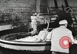 Image of workers in butchery United States USA, 1919, second 4 stock footage video 65675063931