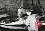 Image of workers in butchery United States USA, 1919, second 5 stock footage video 65675063931
