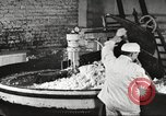 Image of workers in butchery United States USA, 1919, second 6 stock footage video 65675063931