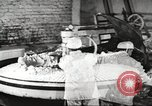 Image of workers in butchery United States USA, 1919, second 7 stock footage video 65675063931