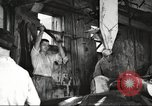 Image of workers in butchery United States USA, 1919, second 4 stock footage video 65675063932