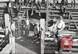 Image of workers in butchery United States USA, 1919, second 8 stock footage video 65675063934