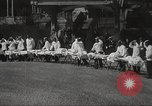 Image of French Link Spring Hotel waiters French Lick Indiana USA, 1935, second 8 stock footage video 65675063948