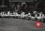 Image of French Link Spring Hotel waiters French Lick Indiana USA, 1935, second 9 stock footage video 65675063948