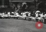 Image of French Link Spring Hotel waiters French Lick Indiana USA, 1935, second 10 stock footage video 65675063948