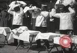 Image of French Link Spring Hotel waiters French Lick Indiana USA, 1935, second 11 stock footage video 65675063948