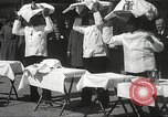 Image of French Link Spring Hotel waiters French Lick Indiana USA, 1935, second 12 stock footage video 65675063948