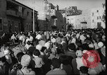 Image of Jewish religious pilgrims in Jerusalem after Six Day War Jerusalem Israel, 1967, second 6 stock footage video 65675063952