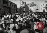 Image of Jewish religious pilgrims in Jerusalem after Six Day War Jerusalem Israel, 1967, second 8 stock footage video 65675063952
