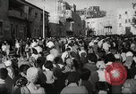 Image of Jewish religious pilgrims in Jerusalem after Six Day War Jerusalem Israel, 1967, second 9 stock footage video 65675063952