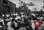 Image of Jewish religious pilgrims in Jerusalem after Six Day War Jerusalem Israel, 1967, second 10 stock footage video 65675063952