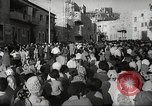Image of Jewish religious pilgrims in Jerusalem after Six Day War Jerusalem Israel, 1967, second 11 stock footage video 65675063952
