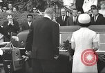 Image of President Lyndon B Johnson Washington DC USA, 1967, second 7 stock footage video 65675063953