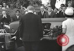 Image of President Lyndon B Johnson Washington DC USA, 1967, second 8 stock footage video 65675063953