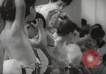 Image of Japanese children swim Tokyo Japan, 1967, second 5 stock footage video 65675063956