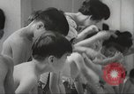 Image of Japanese children swim Tokyo Japan, 1967, second 6 stock footage video 65675063956