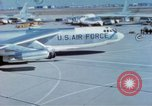 Image of B-52H aircraft United States USA, 1960, second 1 stock footage video 65675063993
