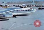 Image of B-52H aircraft United States USA, 1960, second 2 stock footage video 65675063993