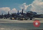 Image of F-100D Super Sabre Vietnam, 1965, second 3 stock footage video 65675064018