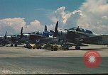 Image of F-100D Super Sabre Vietnam, 1965, second 5 stock footage video 65675064018