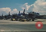 Image of F-100D Super Sabre Vietnam, 1965, second 6 stock footage video 65675064018