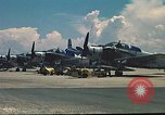 Image of F-100D Super Sabre Vietnam, 1965, second 7 stock footage video 65675064018