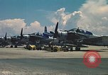 Image of F-100D Super Sabre Vietnam, 1965, second 10 stock footage video 65675064018