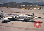 Image of F-104C Starfighter Vietnam, 1965, second 10 stock footage video 65675064019