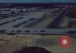 Image of aircraft parked Vietnam, 1965, second 3 stock footage video 65675064022